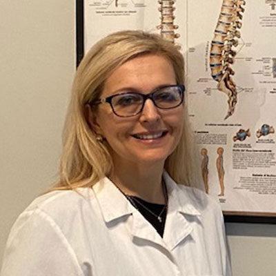 Chiropractor Milano Italia Kristi Mauldin